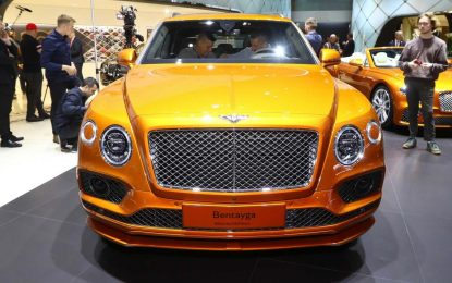 Bentley Bentayga Speed – najbrži Bentleyev SUV