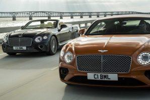 Bentley Continental GT V8 Coupe i Convertible luksuzan i štedljiv [Galerija]