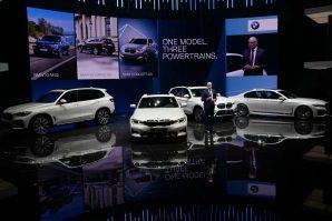 BMW se predstavio sa nekoliko plug-in-hibridnih premijera