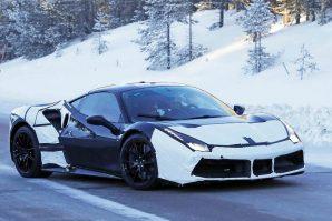 Ferrari u zimskim uslovima testira prvi hibridni model koji bi mogao biti predstavljen u junu ove godine