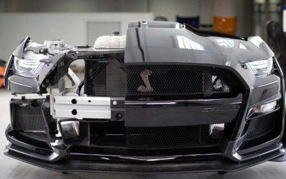 Novi aerodinamički paket za Ford Mustang Shelby GT500 [Galerija]