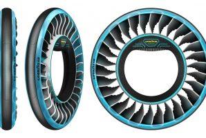 Goodyear Aero – konceptna guma za autonomna leteća vozila [Galerija i Video]