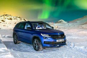 Avanturistička vožnja u ekstremnim zimskim uslovima sa Škodom Kodiaq RS od Rovaniemija (Finska) preko Arktičkog kruga do Nordkappa (Norveška) [Galerija i Video]