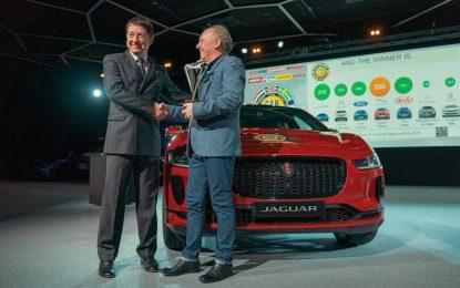 Jaguar I-Pace je evropski automobil godine