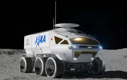 Toyota priprema vozilo za Mjesec i Mars?! [Galerija i Video]