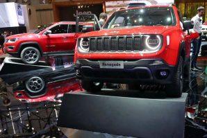 Jeep Renegade i Compass – premijerno kao plug-in hibridi