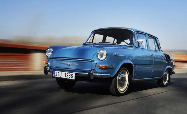 Prošlo je 55 godina od početka prvog Škodinog automobila koji je ušao u masovnu proizvodnju – Škoda 1000 MB [Galerija]