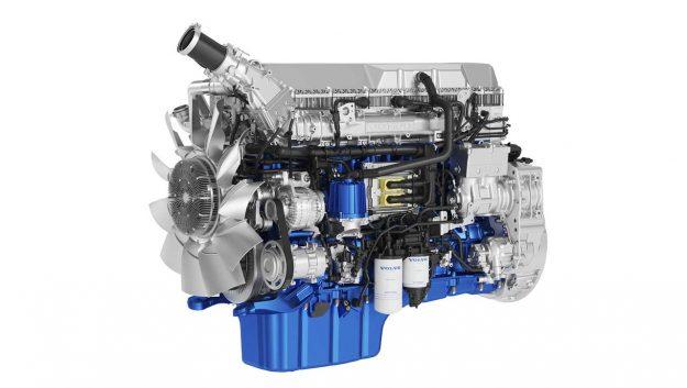 Motor Volvo D13TC