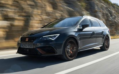 Leon Cupra R ST [Galerija i Video]
