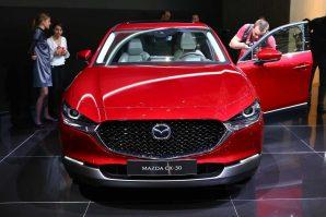 Mazda predstavila CX-30