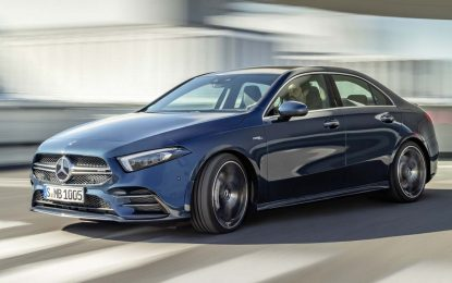 Mercedes-AMG A 35 4Matic Saloon – vrhunski model u malom pakovanju [Galerija i Video]