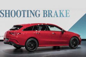 Mercedes-Benz CLA Shooting Brake – iz Kecskeméta u Ženevu