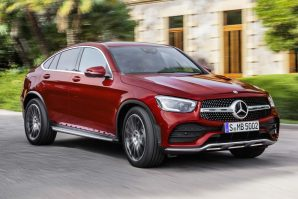 Mercedes-Benz GLC Coupe – osvježenje za proljeće [Galerija i Video]
