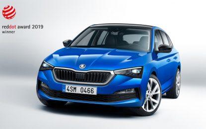 """Iako još nije stigla na tržište, Škoda Scala okitila se prestižnom nagradom """"Red Dot"""""""