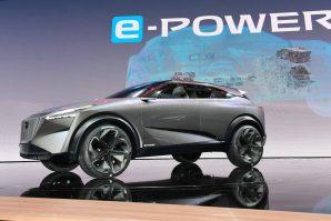 Nissan IMQ Concept – inspiracija za buduću generaciju crossovera