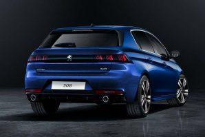 Peugeot 308 za sada samo umjetnička vizija
