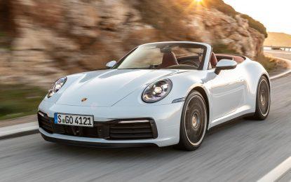 Porsche predstavio novi 911 Carrera Cabriolet sa inovativnim laganim sklopivim krovom [Galerija i Video]