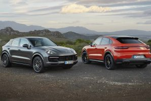Porsche Cayenne Coupe – najsportskiji model u segmentu [Galerija i Video]