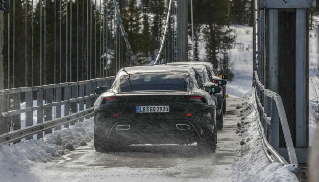Porsche Taycan [2019] – Scandinavia