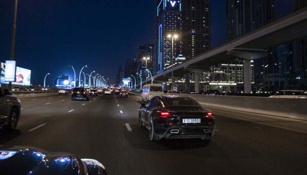 Porsche Taycan [2019] – Dubai