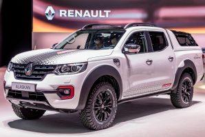 Renault Alaskan Ice Edition stiže na jesen