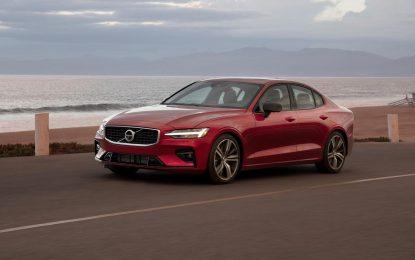 Volvo Cars nameće ograničenje brzine od 180 km/h