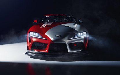 Toyota GR Supra GT4 Concept sutra u Ženevi
