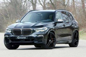 G-Power BMW X5 M50d G05 – tuniran u bijelim rukavicama