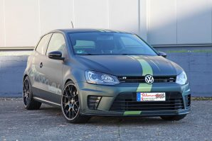 Wimmer VW Polo R WRC – prikrivena zvijer [Galerija]