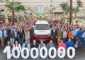 Volkswagenova tvornica u Hannoveru proizvela 10 miliona vozila