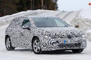 Volkswagen Golf 8 na završnim zimskim testovima pred proizvodnju