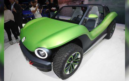 Volkswagen I.D. Buggy – nema krov, nema vrata, nema problema
