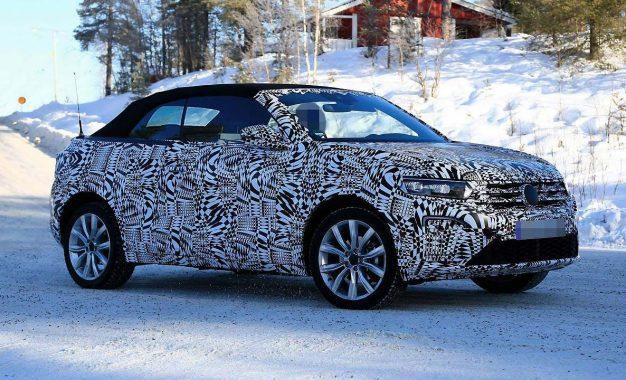 Volkswagen priprema proizvodnju T-Roca Convertible