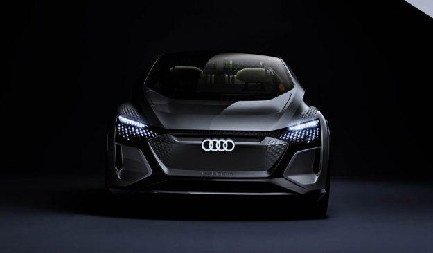 Audi AI:ME Concept [2019]