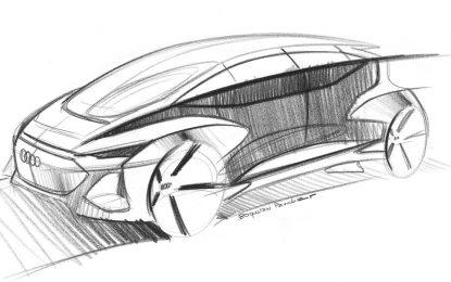 Dizajnerska studija Audi AI:ME predstavlja viziju automatiziranog kompaktnog automobila