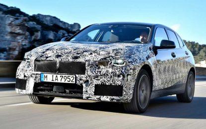 Nova modelska gama BMW 1 Series uskoro stiže na tržište [Galerija]