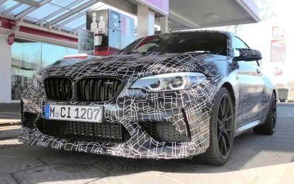 BMW priprema novi M2 CS koji bi mogao biti predstavljen do kraja godine [Video]