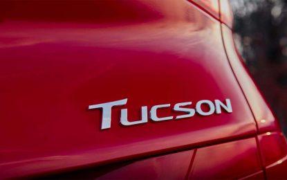 Hyundai Tucson sa novim dizajnom?