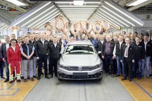 Novi proizvodni rekord: za 46 godina proizvedeno 30 miliona VW Passata [Video]