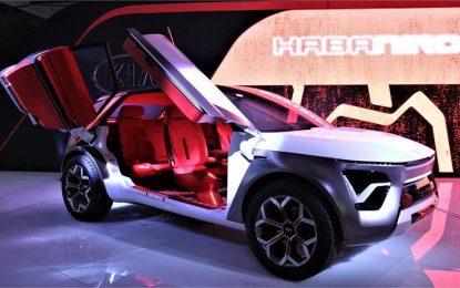 Kia HabaNiro – vizija električnog vozila budućnosti