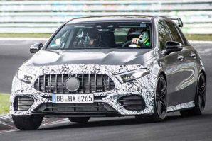 Uskoro stiže i najbrži model A-Klase – Mercedes-AMG A45