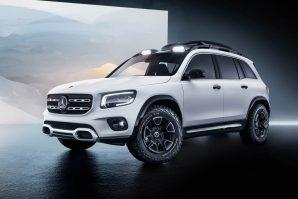 Mercedes-Benz prikazao Concept GLB [Galerija i Video]