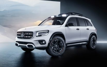 Mercedes-Benz prikazao Concept GLB [Galerija i Video]