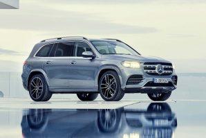 Predstavljena nova generacija boljeg od najboljeg – novi Mercedes-Benz GLS [Galerija i Video]