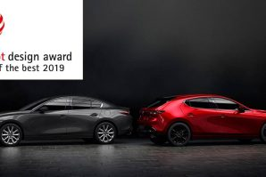 "Nova Mazda3 osvojila nagradu: ""Red Dot: Best of the Best"""