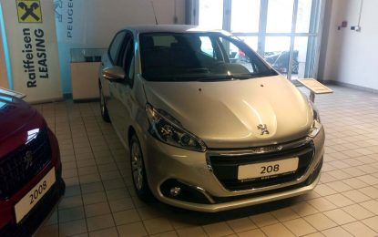 """Kod AC Blok u prodajnoj akciji """"Peugeot proljeće"""" povoljno do modela 208 i 2008"""
