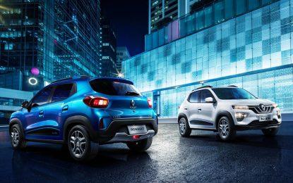 Renault predstavio mali gradski SUV City K-ZE sa električnim pogonom