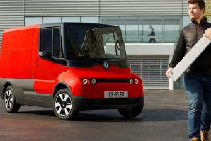 Renault EZ-Flex – električno kompaktno konceptno dostavno vozilo za istraživanje potreba [Video]