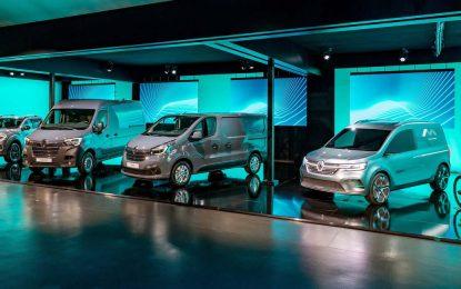 Rekordna prodaja Renaultovog LCV programa vjetar u leđa za poboljšanja i za potpuno nove modele