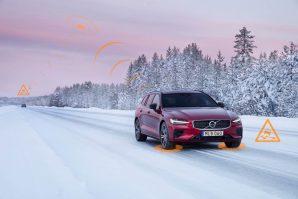 Volvo uvodi nove sigurnosne sisteme Hazard Light Alert i Slippery Road Alert